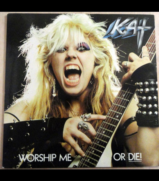 The Great Kat - Worship me or Die! (Used)