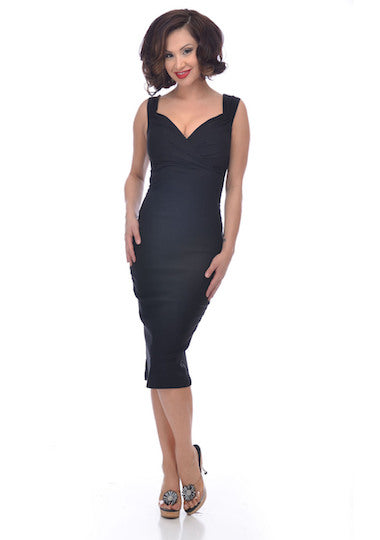 Steady Clothing Diva Dress in Black