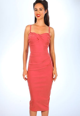 Stop Staring! Million Dollar Baby In Coral