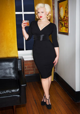 Glamour Bunny Sophia Pencil Dress