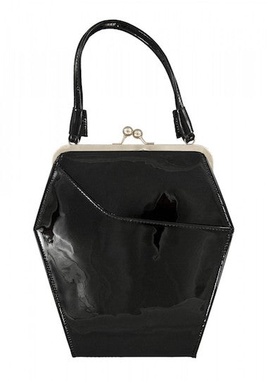 Tatyana To Die For Purse in Black