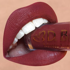 Matte Lip Colour- Cranberry Crimson