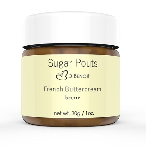 Lip Scrub - Sugar Pouts Lip Scrub - French Buttercream
