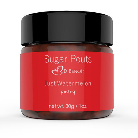 Lip Scrub - Sugar Pouts Lip Scrub - Just Watermelon