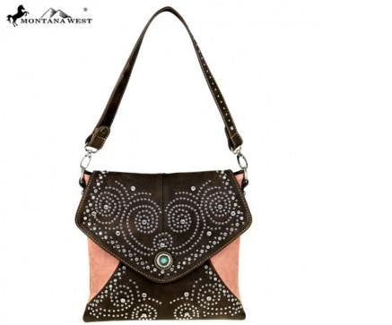 BLING BLING COLLECTION ENVELOPE CROSSBODY/HOBO - CF