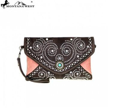 BLING BLING COLLECTION ENVELOPE CLUTCH - CF