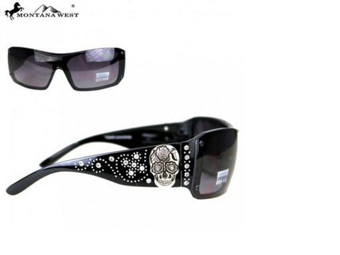 SUGAR SKULL COLLECTION SUNGLASSES