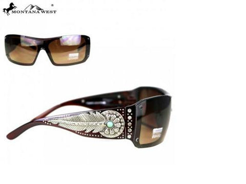 WEST CONCHO COLLECTION SUNGLASSES