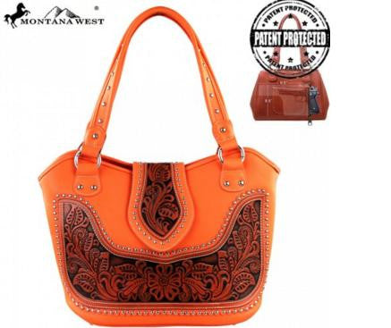 Tooling Concealed Handgun Collection Handbag