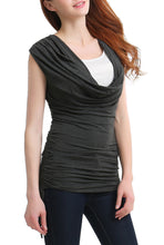 "Load image into Gallery viewer, PHISTIC Women's ""Baylee"" Cowl Neck Top"