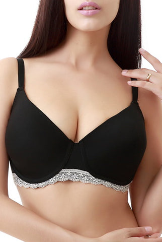 phistic Women's Plus Size Ultra Smooth Bra