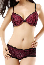 Load image into Gallery viewer, phistic Women's Bra & Hipster 2-Piece Set
