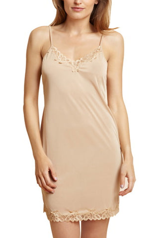 Phistic Women's Sophisticated Liquid Assets Lace Slip
