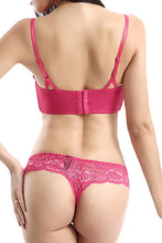 Load image into Gallery viewer, phistic Women's Bra & Thong 2-Piece Set