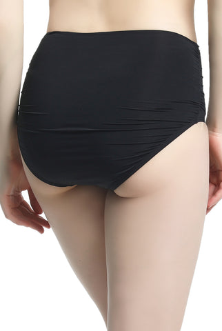 Phistic Women's UPF 50+ High Waist Swim Bottom