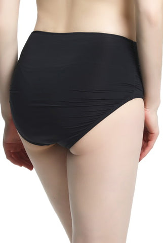 Phistic Women's UPF 50+ High Waist Swim Bottom - Plus
