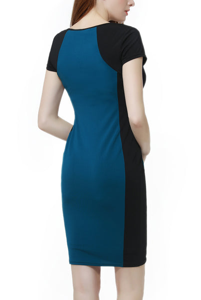 PHISTIC Women's Colorblock Sheath Dress (Regular & Plus Size)