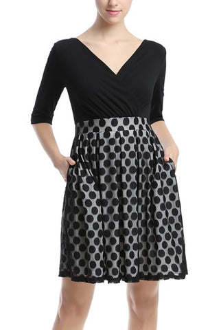 PHISTIC Women's Fit & Flare Dress (Regular & Plus Size)