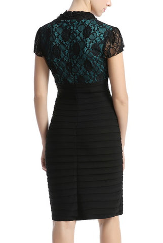 PHISTIC Women's Lace Sheath Dress (Regular & Plus)