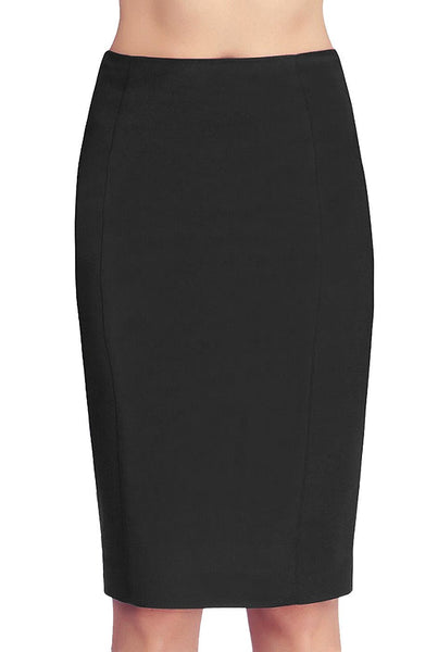 phistic womens tobi zipper pencil skirt 1