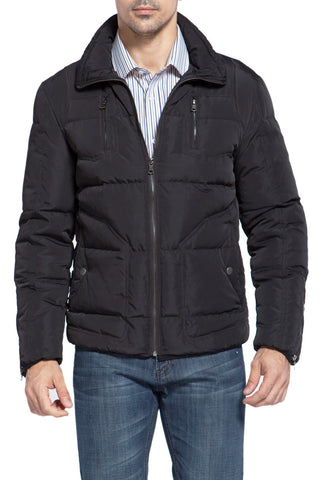 moderm mens quilted down puffer jacket