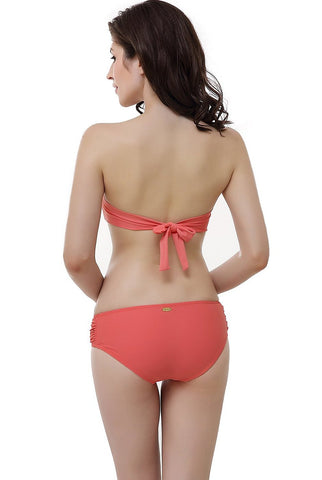 "Miss Adola Women's ""Marni"" Bikini Top & Bottom 2-Piece Swimwear Set"