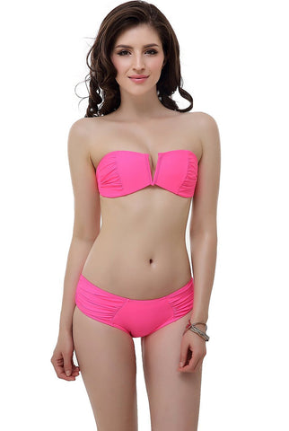 "Women's Miss Adola ""Marni"" Bikini Top & Bottom 2-Piece Swim Bathing Suit Set"