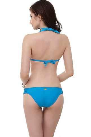 "Miss Adola Women's ""Lizzie"" Bikini Top & Bottom 2-Piece Swimwear Set"