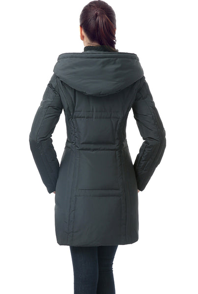 "BGSD Women's ""Whitney"" Water Resistant Down Puffer Coat"