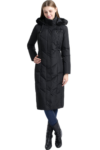 "BGSD Women's ""Tisha"" Waterproof Down Parka Coat - Plus"