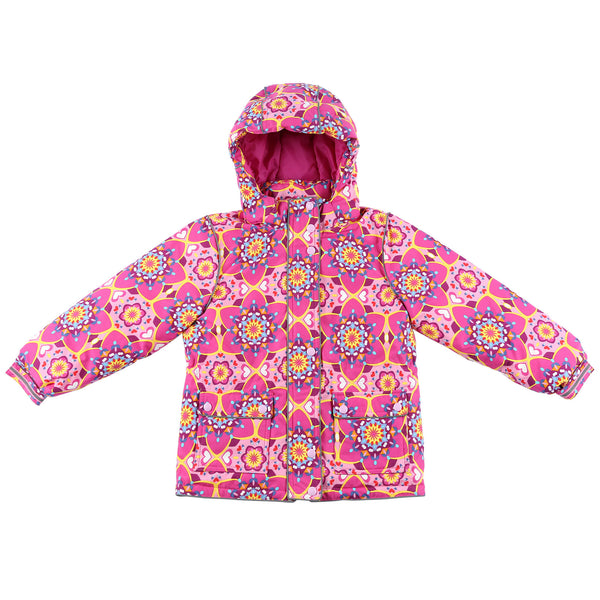 "Momo Grow Little Girl's ""Cali"" Down Snow Jacket"