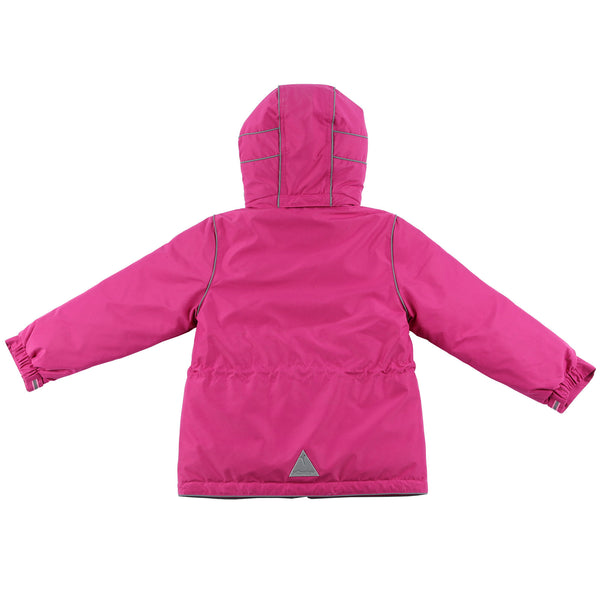"Momo Grow Big Girl's ""Harper"" Down Snow Jacket"