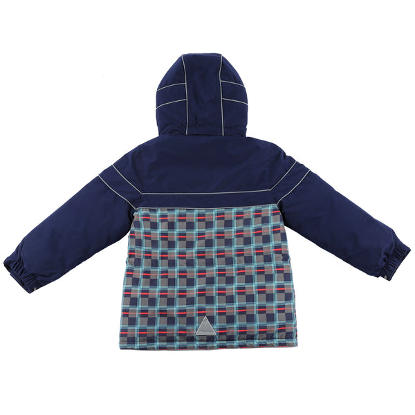 "Momo Grow Little Boy's ""Tucker"" Down Snow Jacket"