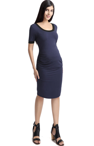 "Kimi + Kai Maternity ""Tia"" T-Shirt Dress"