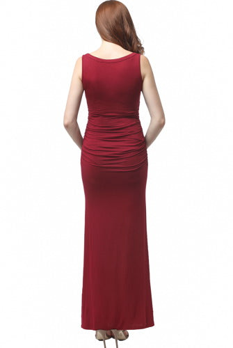 Kimi + Kai Maternity ''Ruby'' Maxi Dress