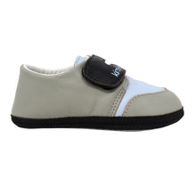 Load image into Gallery viewer, Kimi + Kai Boys Soft Sole Lambskin Leather Shoes (First Walker & Toddler)