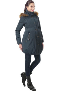 "Kimi + Kai Maternity ""Lily"" Down Coat"