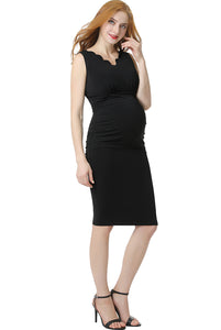 "Kimi + Kai Maternity ""Talula"" Body-Con Dress"