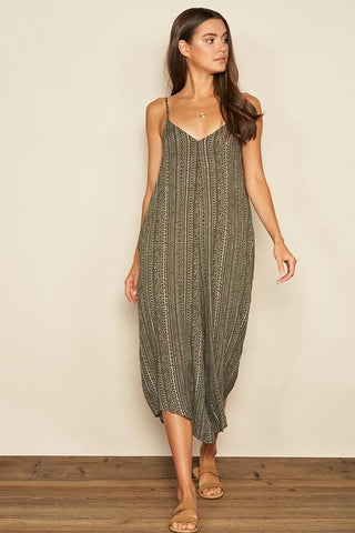 Janet Wide Leg Jumpsuit