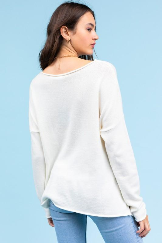 Vacay Light Knit Sweater