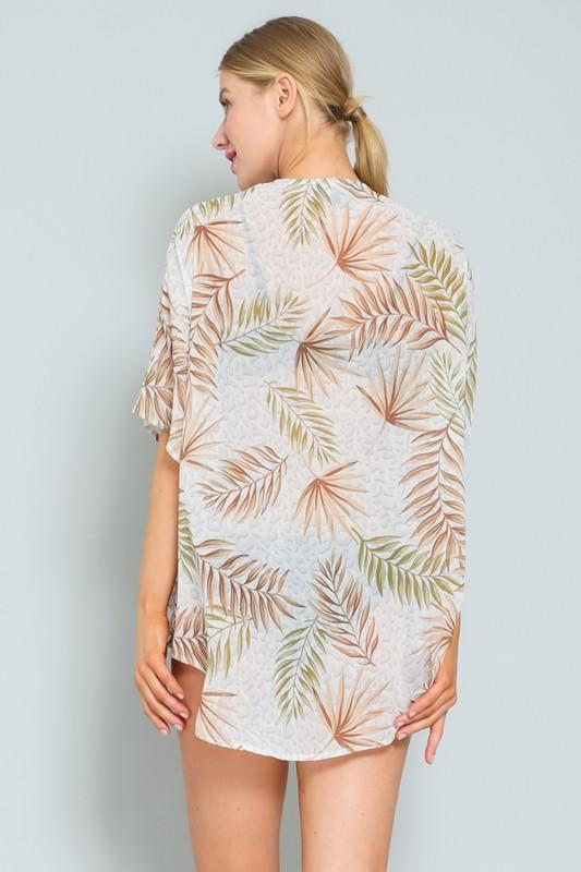 Anabelle Tropical Top