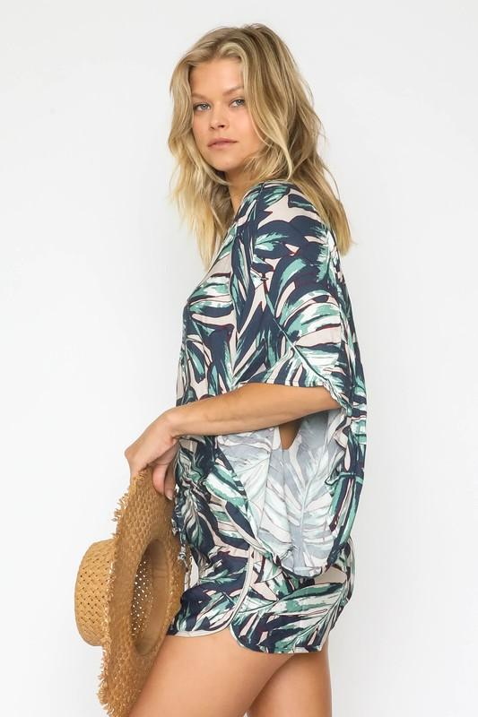 Palmer Tropical Romper