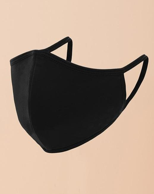 Malibu Face Mask - Black