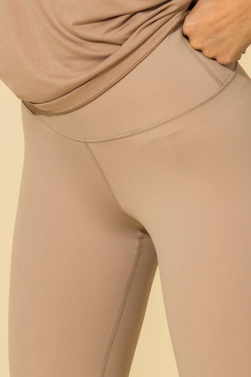 Juniper Leggings - Mauve