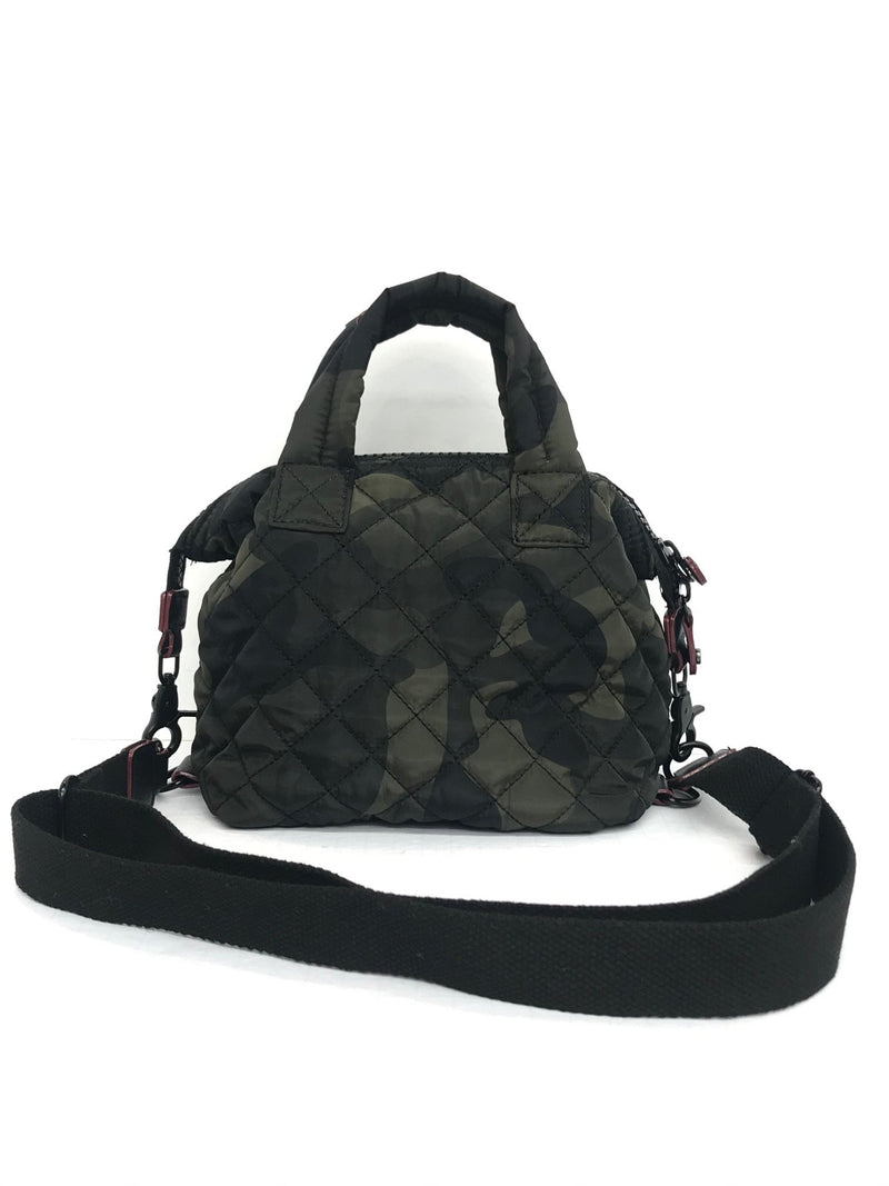 Jena Mini Quilted Bag - Camouflage