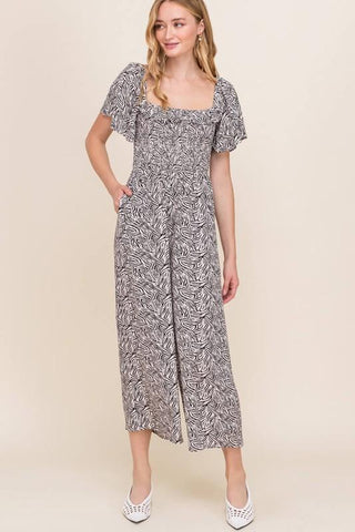 Nola Off-Shoulder Jumpsuit