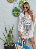 Ayla Lace Cover Up Dress