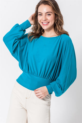 Kahlo Knit Long Sleeve Top