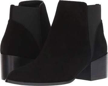 Chinese Laundry Finn Bootie - Black Suede
