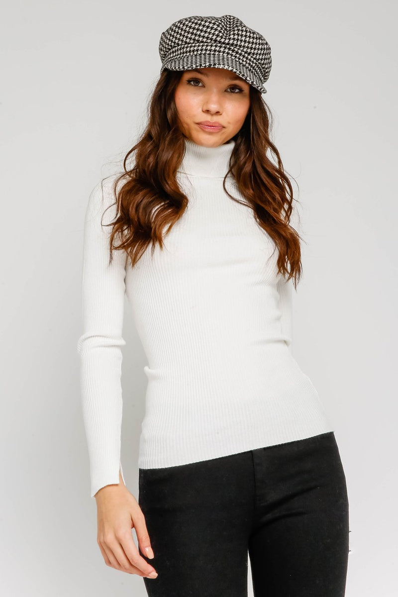 Kamille Turtleneck Sweater